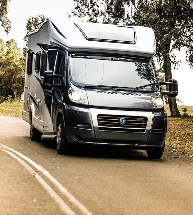 Knaus Australia Warranty Registration